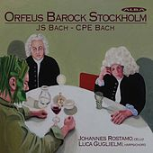 J.S. Bach & C.P.E. Bach: Works by Orfeus Barock Stockholm