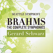The Complete Brahms Symphonies de Seattle Symphony