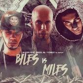 Biles vs Miles by Alexis