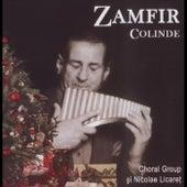 Colinde by Gheorghe Zamfir