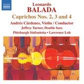 Balada: Caprichos Nos. 2-4 by Various Artists