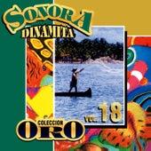 Colección Oro Sonora Dinamita (Vol.18) de La Sonora Dinamita