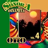 Coleccion Oro la Sonora Dinamita (Vol. 4) de La Sonora Dinamita