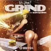 Grind (feat. San Quinn) by Steel Drumz