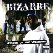 Attack Of The Weirdos EP de Bizarre