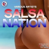 Salsa National (Los mejores éxitos contemporáneos de la salsa cubana) by Various Artists