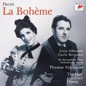 Puccini: La Bohème von Licia Albanese