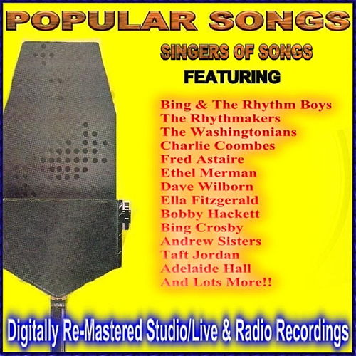 Singers of Songs by Various Artists