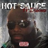 Hot Sauce by Mr Dubceez