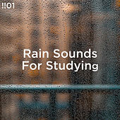 !!#01 Rain Sounds For Studying by Rain Sounds
