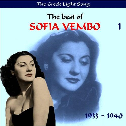 The Greek Light Song / The best of Sofia Vempo, Vol. 1 [1933 - 1940] by Sofia Vembo (Σοφία Βέμπο)
