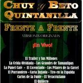 Frente a Frente en Vivo by Beto Quintanilla