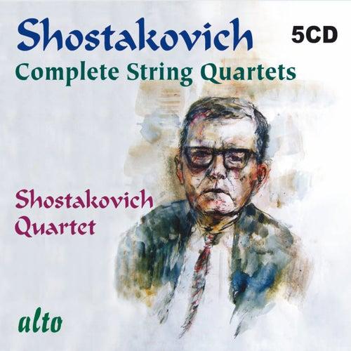 Shostakovich: Complete String Quartets by Shostakovich Quartet