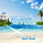 Mykonos (End of Season Compiled By Matt Myer) de Various Artists