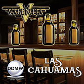 Las Cahuamas van La Valentia Norteño Banda