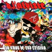 20 Anos de Rap Cristão de DJ. Alpiste
