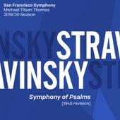 Stravinsky: Symphony of Psalms de San Francisco Symphony
