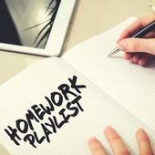 Homework Playlist by Various Artists