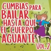 Cumbias Para Bailar Hasta Que El Cuerpo Aguante Vol. 2 by Various Artists