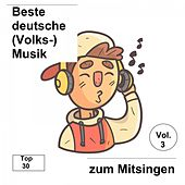 Top 30: Beste deutsche (Volks-)Musik zum Mitsingen, Vol. 3 van Various Artists