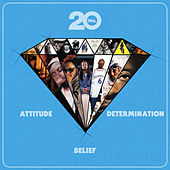 BBE20 – Attitude, Belief & Determination von VARIOUS