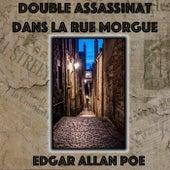 Double Assassinat dans la rue Morgue, Edgar Allan Poe (Livre audio) by Alain Couchot