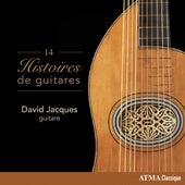 14 Histoires de guitares von David  Jacques