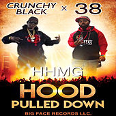Hood Pulled Down by Crunchy Black