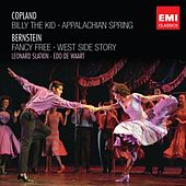 Copland & Bernstein von Various Artists
