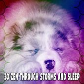 30 Zen Through Storms and Sleep by Rain Sounds and White Noise