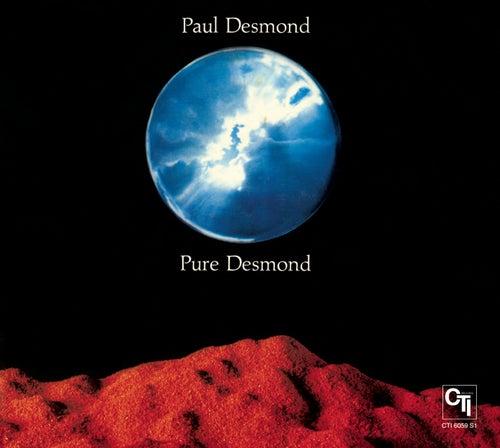 Pure Desmond by Paul Desmond