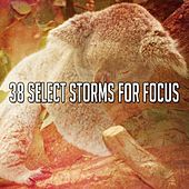 38 Select Storms for Focus by Rain Sounds and White Noise