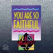 Praise Band 2 - You Are So Faithful by Marantha Praise!