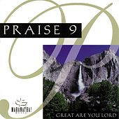 Praise 9 - Great Are You Lord by Various Artists