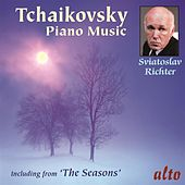 TCHAIKOVSKY: Piano Music - including The Seasons de Sviatoslav Richter