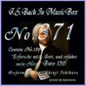 J.S.Bach:Erforsche mich, Gott, und erfahre mein Herz, BWV 136 (Musical Box) de Shinji Ishihara