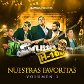 Nuestras Favoritas Vol 3 (Live) by Grupo H100