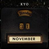 11월 31일 31-Nov de kyo
