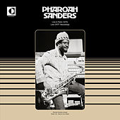 Live in Paris (1975) de Pharoah Sanders