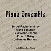 Piano Ensemble by Adolf Drescher