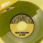 Best Of Jailbait Records, Vol. 2 - Black Rock&Roll and R&B de Various Artists