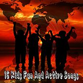 15 Kids Fun and Active Songs by Canciones Infantiles