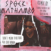 Don't Mean To Be Rude von Spoek Mathambo