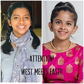 Attention! West Meets East! (Fusion Cover) di Uthara Unnikrishnan