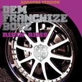Ridin' Rims by Dem Franchize Boyz