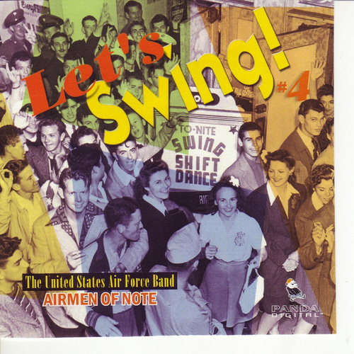 Let's Swing #4 by The Airmen of Note