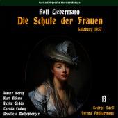 Liebermann: Die Schule der Frauen, Vol. 2 [Live Salzburg Festival 1957] by Vienna Philharmonic