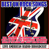 Best UK Rock Songs (Live) by Various Artists