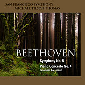Beethoven: Symphony No. 5 and Piano Concerto No. 4 de San Francisco Symphony
