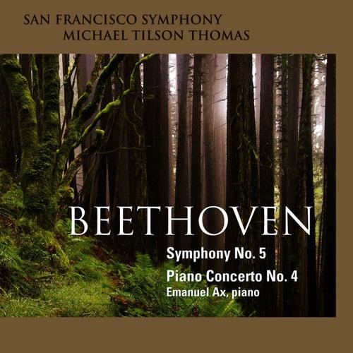 Beethoven: Symphony No. 5 and Piano Concerto No. 4 by San Francisco Symphony